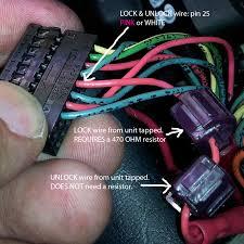 remote start push start and keyless entry install write up diy remote start push start and keyless entry install write up diy lock7