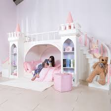 girl bedroom furniture. 0125TB005 European-style Modern Girl Bedroom Furniture Princess Castle Children Bed With Slide Storage Cabinet