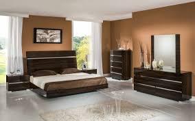 Lacquer Bedroom Furniture Italian Modern Ebony Lacquer Bedroom Set