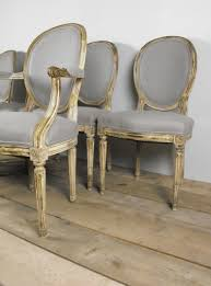french dining chairs. Luxury Loui Xvi Dining Chair Anton K Six C X V I With Carver Thi Set Of Matching Table French Chairs