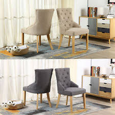Patterned Dining Chairs Awesome Fabric Dining Chairs EBay
