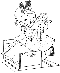 Cute Coloring Pages For Girls And Boys Double Click On Image To