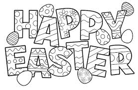 Easter Bunny Coloring Pages To Print Color Sheets Page Free