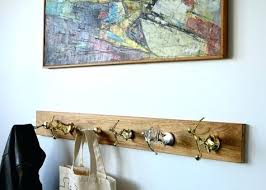 Copper Pipe Coat Rack Adorable Decoration Coat Rack Here Is One Clever Way To Trophies For This