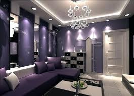 purple furniture. Purple Walls White Furniture Interior Designing Ideas For Bedroom