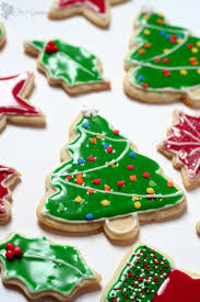 christmas sugar cookies with royal icing. Delighful Christmas Classic Sugar Cookies That Hold Their Shape With A Tutorial On Flooding  Royal Icing Throughout Christmas Sugar Cookies With Royal Icing R