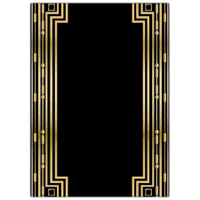 Great Gatsby Invitation Template Blank Great Gatsby Invitation Template Resume Examples