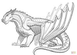 wings of fire nightwing coloring pages 13 aa the mudwing dragon from to view printable version or color it patible with ipad and android tablets