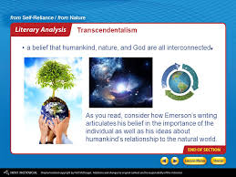 introducing the essays literary analysis transcendentalism ppt 8 transcendentalism