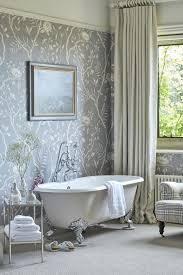 bathroom wallpaper ideas modern floor custom abstract cool waterproof