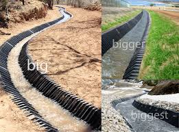 drainage ditch smartditch lining systems drainage systems ditch lining systems