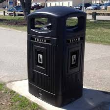 commercial outdoor trash cans. Outdoor Trash Cans Commercial