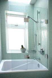 sliding shower doors for bathtubs shower doors at pictures of the enclose your shower with sliding sliding shower doors for bathtubs