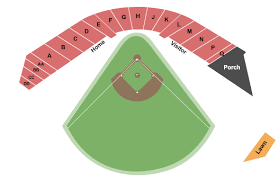 Buy Dayton Dragons Tickets Front Row Seats