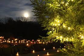 Light Up Luminaries November 28 Holiday Luminary Walk Visit Overland Park Christmas
