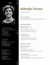 College Templates Customize 450 College Resumes Templates Online Canva