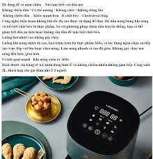 Nồi Chiên Không Dầu thông minh XIAOMI Liven G5 2.5L - onlinebanhang.com