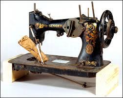 """Какие швейные машины """"<b>Зингер</b>"""" ценятся"""