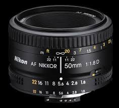 <b>Nikon AF Nikkor 50mm f/1.8D</b> Overview: Digital Photography Review