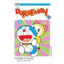 Truyện tranh Doraemon Plus lẻ tập 1, 2, 3, 4, 5, 6 - Fujiko F. Fujio- NXB  Kim Đồng