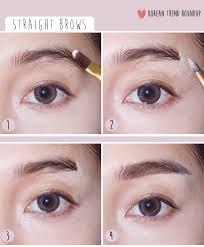 korean makeup tutorial natural look 2016