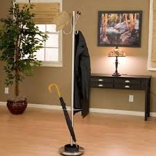 Adesso Umbrella Stand And Coat Rack Adesso Jade Metal Standing Coat Rack and Umbrella Stand eBay 5