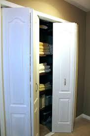 mirrored closet doors bifold door hardware