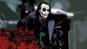 Heath Ledger Joker Quotes Wallpapers ...
