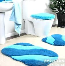 pink bathroom rug sets marvelous accessories light blue cozy ideas rugs rose