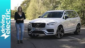 Volvo S60 D5 R Design For Sale Volvo Xc90 T8 Twin Engine Review Drivingelectric