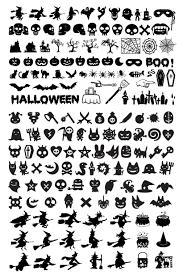 ハロウィンの無料ベクターイラストai素材背景フレーム枠飾り罫線