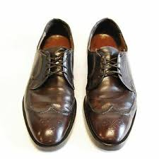 Details About Nunn Bush Mens Brown Leather Dress Shoes Us 10 5 Eu 44 5 Excellent Cond