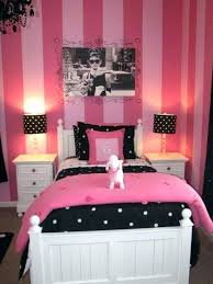 Pink And Black Bedrooms Designs Collierotary Club