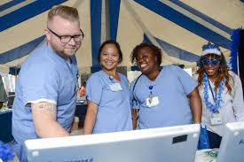 doc in the d henry ford hospital page  today marked the first of many employee events scheduled throughout henry ford health system to celebrate