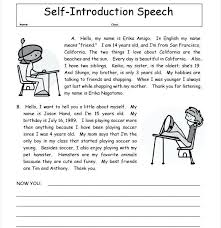 Example Of Introduction For Essay Opinion Writing Introduction