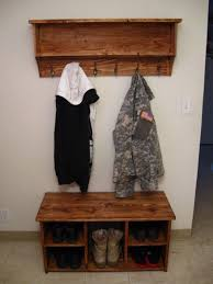 Entryway Coat Rack Entryway Bench And Coat Rack Treenovation 75