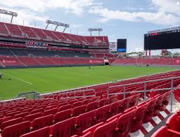Raymond James Stadium Seating Chart Outback Bowl Raymond James Stadium Section 106 Seat Views Seatgeek
