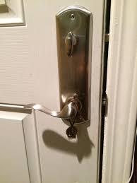 child safety lock for a lever door handle door jpg