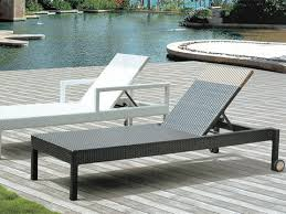 image outdoor furniture chaise. Rattan/Wicker Chaise Lounge KRCS125 Image Outdoor Furniture