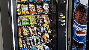 Vending Machine Meaning