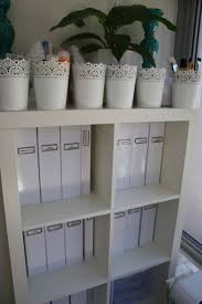 organising home office. ~Home Office~ Use These Ikea Planters To Hold Stationery. Office Organising Can Be Home I