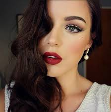 1940 s 50 s pinup hair and makeup you