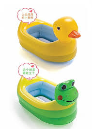 new fashion inflatable bath tub baby portable 0 2 years old infant bathtub foldable for children