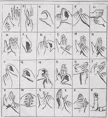Sign Language Chart Sign Language Chart