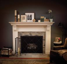 Living Room Mantel Decorating Farmhouse Mantel Decorating Ideas Family Room Traditional With