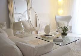 hanging bubble chair white modern living room accent chair and erfly chair
