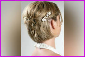 Coiffure Mariage Cheveux Mi Court 2436 Coiffure Mariage 100