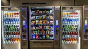 Different Vending Machines Impressive Healthy Vending Machines Fuel Productive Offices Different