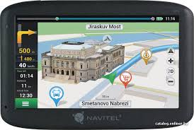 <b>NAVITEL E500 GPS навигатор</b> купить в Минске