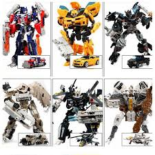 New Anime 12 <b>style Transformation</b> Cars Avion <b>Robots</b> Toy Action ...